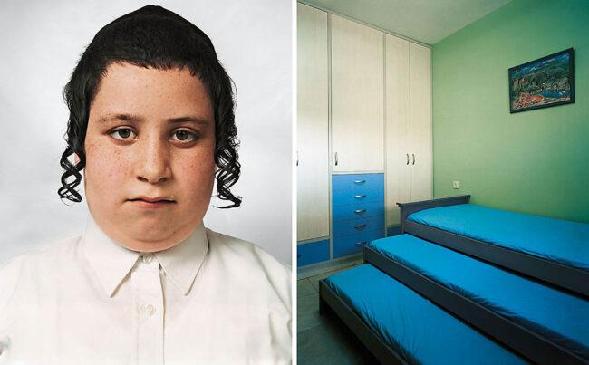 9-летний мальчик из Израиля