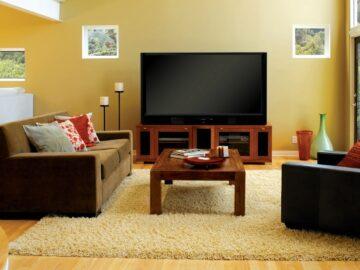 Как правильно разместить телевизор