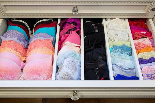 как правильно хранить нижнее белье
