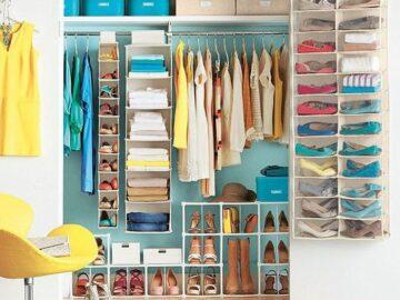 Как правильно хранить одежду