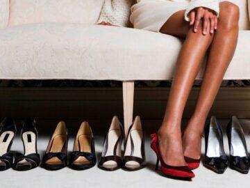 как выбрать хорошую обувь