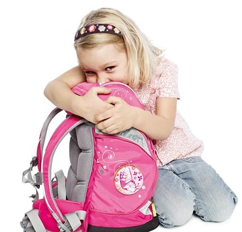 Хороший рюкзак для девочки