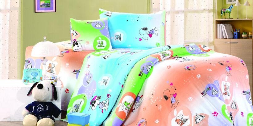 красивая детская кровать