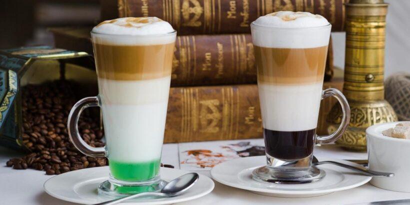 Кофе с сиропами