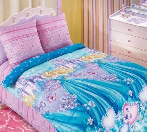 красивое постельное белье для девочки