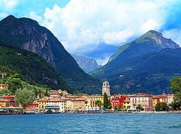 Гарда - озеро блаженства. Италия