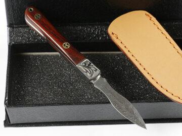 Канцелярские ножи из обсидиана