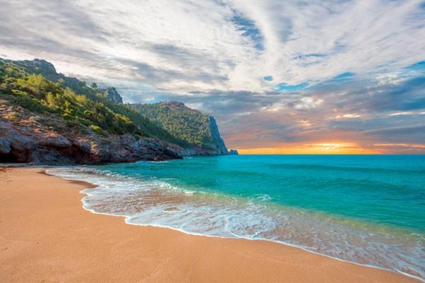ТОП 5 пляжей в Алании