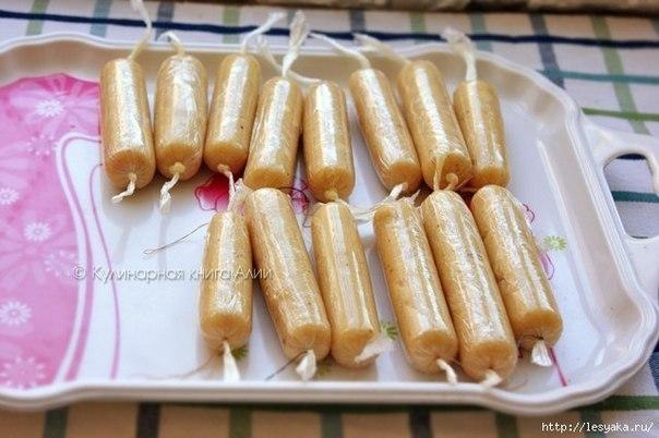 Сосиски для детей своими руками рецепты с