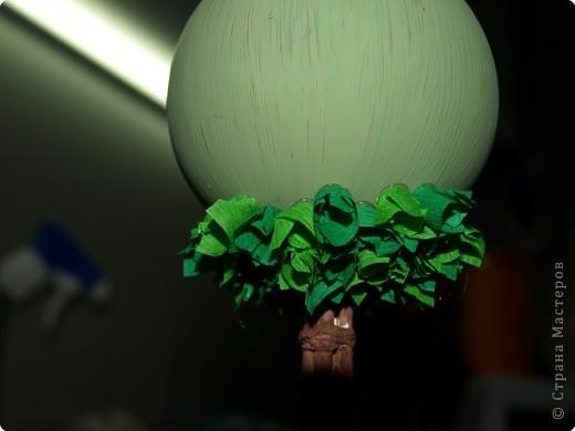 Дерево в технике торцевание мастер класс