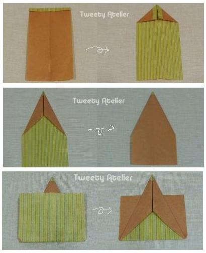 Закладки для книг своим руками из оригами