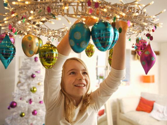 Как украсить квартиру на новый год 2015 своими руками фото