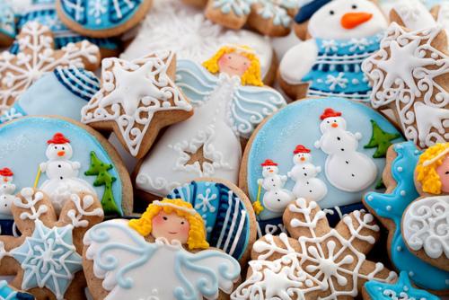 Как Русская новогодняя иПеченье на рождество своими