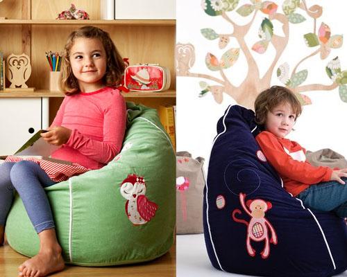Сшить кресло мешок  ребенку
