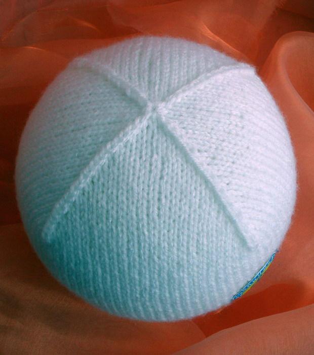 Как заканчивать шапку при вязании