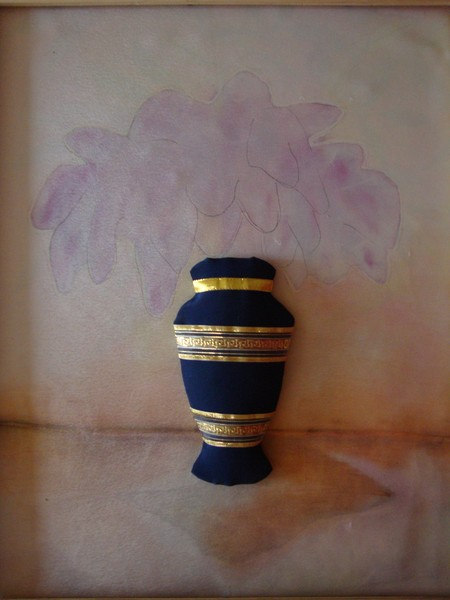 Как сделать лента ваза