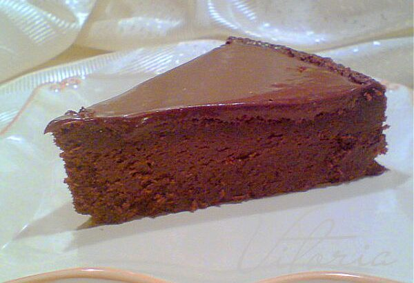 Шоколадный торт Нэмесис шоколад