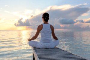 Медитация на рассвете