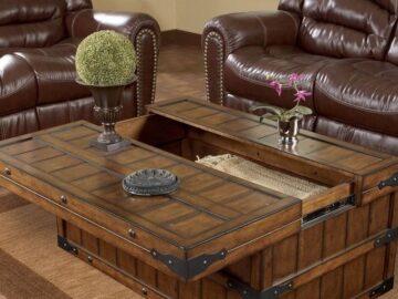 Интересная мебель в интерьере