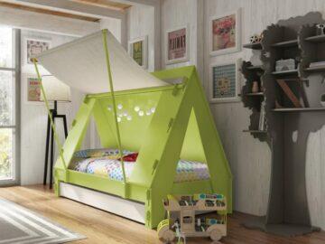 Интересная детская мебель