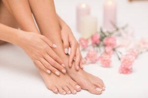 забота о красоте ног