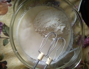 рецепт оладий на кефире
