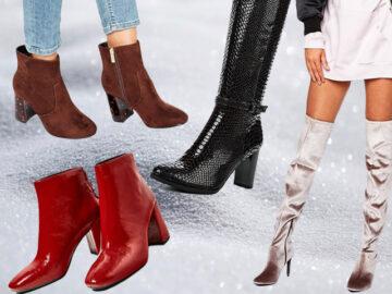 модные цвета обуви