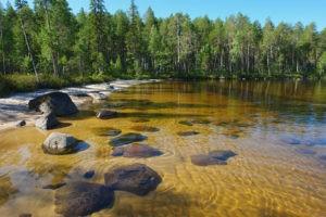 Карельские озера