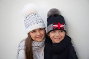 Как выбрать шапку для детей