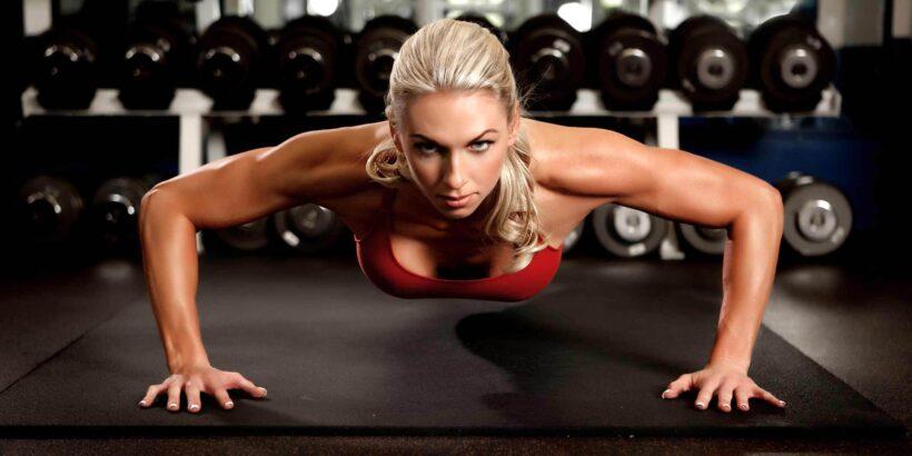 Спортивное питание для красоты тела