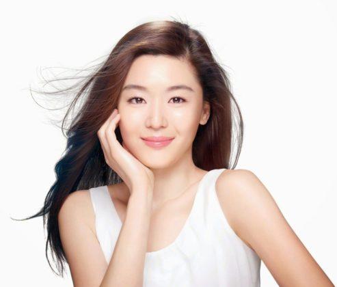 У корейцев молодая кожа