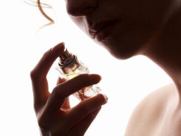 Аромат парфюмерии
