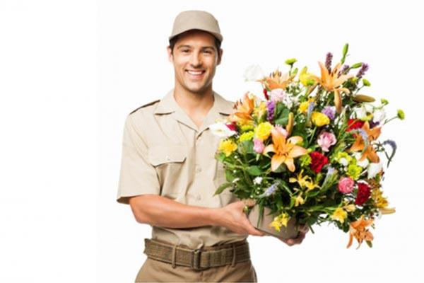 Заказываем доставку цветов