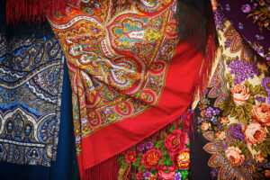 Русские платки