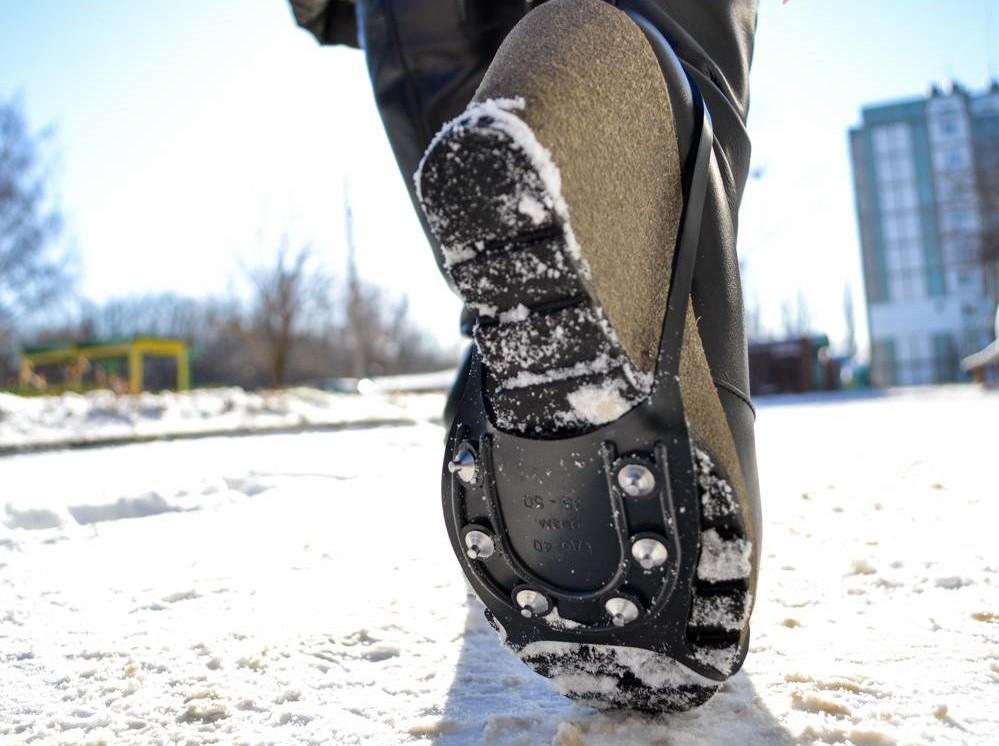 ледоходы для обуви от скольжения