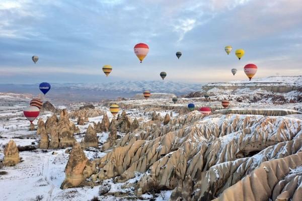 Чем заняться зимой в Турции