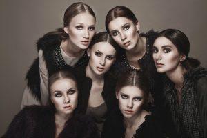 девушки-модели