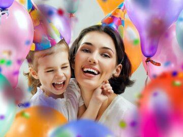 Детский праздник: путь от пригласительных до развлечений