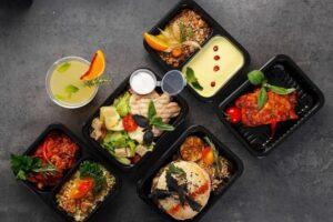 Готовое здоровое питание с доставкой