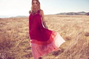 Платья-макси – непревзойдённая классика женственности