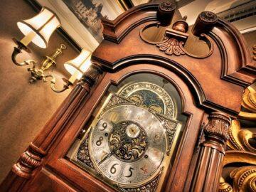 Цены на напольные часы