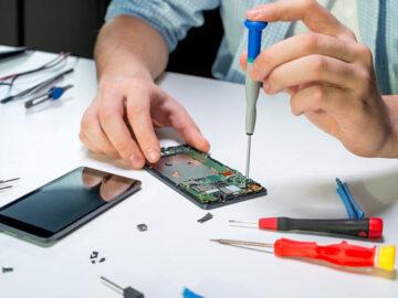 Классический ремонт смартфонов в Киеве