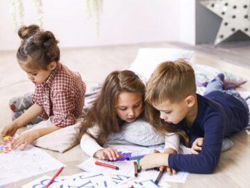 Развивающие игры для детей 3-4 лет
