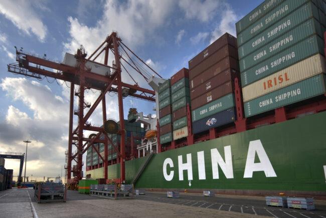 доставка контейнеров из китая