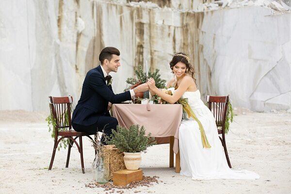 Как происходит фотосьемка современной свадьбы