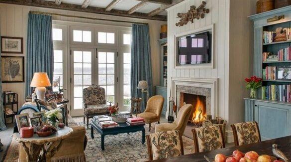 Стиль бидермейер в интерьере вашего дома: подбираем подходящую отделку и мебель