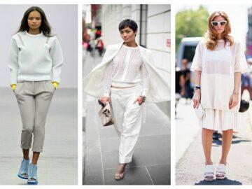 Что такое одежда в стиле спорт-шик и где её можно купить в России?