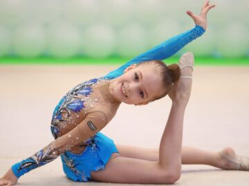 Художественная гимнастика для девочек