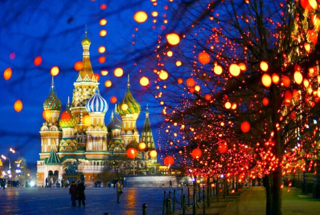ТОП-12 мест куда пойти в Москве на новогодние праздники 2021 с детьми – Фото Планета Земля