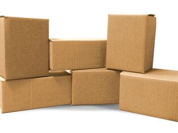 Самосборные картонные коробки из гофрокартона с доставкой в Москве и по всей России   tara-tovara.ru